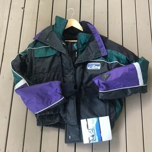 2000 Men's Ice Rider by Mustang Snowmobile Jacket
